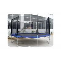 Wholesale Fitness Play Mobile Bungee Trampoline , Portable Trampoline Enclosure Set from china suppliers