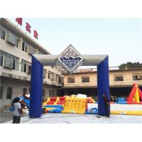 Wholesale Outdoor Inflatable Advertising Products , Inflatable Welcome Arch from china suppliers