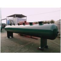 Wholesale Air Compressed Natural Gas Storage Tank , Vertical Industrial Storage Tanks from china suppliers