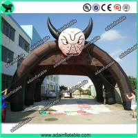 Wholesale Brown Promotional Inflatable Tent,Advertising Tent Inflatable,Inflatable Tunnel Tent from china suppliers