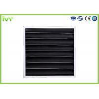Wholesale Foldaway Plank Custom Air Filters , Carbon Air Filters For Home Large Air Flow from china suppliers