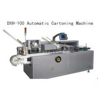 Wholesale Multifunctional Automatic Bottle Cartoning Machine 0.75kw 380V 50HZ from china suppliers