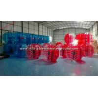 Wholesale Large Funny Inflatable Human Soccer Bubble Ball For Football Body Bumper from china suppliers
