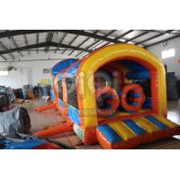 Wholesale Twister Detachable Obstacle Inflatable Games For kids from china suppliers