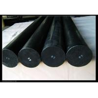 Wholesale Shock Resistance Industrial Engineering Plastics , Antistatic Delrin Rod 50mm from china suppliers