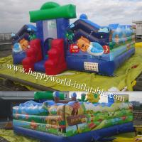 Quality inflatable park , inflatable fun city , indoor inflatable playground , for sale
