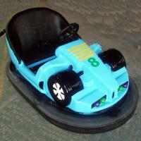 Wholesale Theme Park Bumper Cars Ride Red Green Blue Color Fiber Glass Material from china suppliers