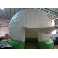 Wholesale White inflatable dome tent bouncer / new design inflatable tent house for sale from china suppliers