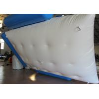 Inflatable Water Toys Iceberg 4 X 2m , Attractive Outdoor Games inflatable