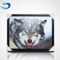 Quality UV Printing 3D Lenticular Picture Frame For Home Decoration for sale