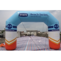 Wholesale 6m*4m Custom Inflatable Arches For Outdoor Black Friday Advertisement from china suppliers