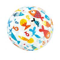 Quality Custom Printed PVC Toy Ball Inflatable Beach Ball Bouncing 18cm - 30cm for sale