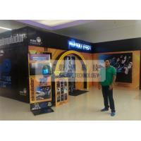 Wholesale Shopping Mall 7d Simulator Cinema , Snow / Windy Effects And Motion Chairs from china suppliers