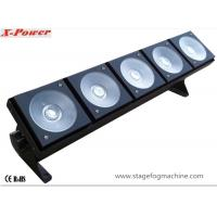 Wholesale Sound Control 5*30 Watt RGB Led Matrix Light , 5 Heads LED Stage Light  DMX Control   X-61 from china suppliers