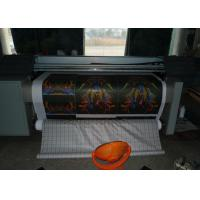 Digital Textile Belt Printer Printing Equipment With 1800mm Printing Width, 220CC Ink Tank