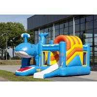 China Whale Inflatable Combo on sale