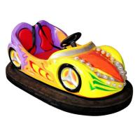 Wholesale Amusement Park Bumper Cars 2 Riders CE ISO Certification OEM Service from china suppliers