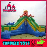 Wholesale WL-1845 Water Slide-Octopus Water Slide from china suppliers