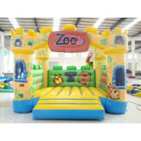 Wholesale New design Cheap Kids Jumping Inflatable Bouncer House Good Quality Inflatable House from china suppliers