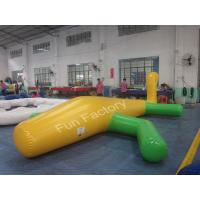 Wholesale Funny Inflatable Water Games 220v 50hz Air Pump For Theme Park from china suppliers