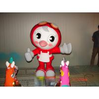 Wholesale Indoor Custom Fiberglass Statues For Amusement Park / Playground from china suppliers