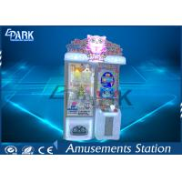 Wholesale Coin Operated Gift Scratch Crane Claw Vending Game Machine 1 Year Warranty from china suppliers
