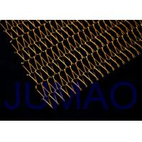 Wholesale Brass Flexible Architectural Metal Fabric Solar Protection For Roller Blinds from china suppliers