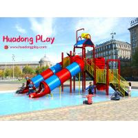 China Popular Water Playground Equipment , Swimming Pool Commercial Water Park Equipment Superior on sale