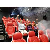 Wholesale Trustworthy 5D Motion Cinema System With Special Effects / 5D Movie Theater from china suppliers
