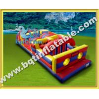 Wholesale Inflatable Standard obstacle course,inflatable sports game from china suppliers