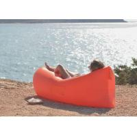 China Hang Out Lazy Bags Outdoor Inflatable Toys Comfortable Fashionable Portable Sofa on sale