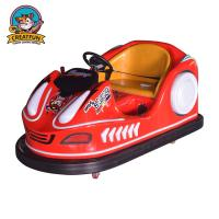 Buy cheap Remote Control Amusement Park Bumper Cars With Mechanical Disc Brake from wholesalers