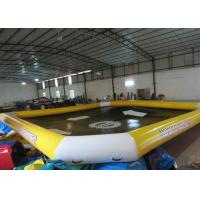 China Waterproof Large Inflatable Lounge Pool , Backyard Inflatable Pool 10 X 8m on sale
