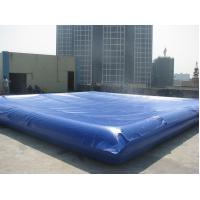 Wholesale Durable Large 0.6mm PVC Tarpaulin Inflatable Water Swimming Pool YHWP-010 from china suppliers