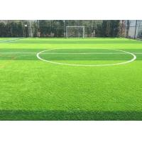 Wholesale Football / Futsal Court Flooring / Natural Artificial Grass Better to Protect Athlete from china suppliers