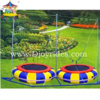 Wholesale Inflatable Bungee Trampoline/Commercial Bungee Trampoline from china suppliers