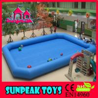 Wholesale P-049 Inflatables Pool For Adult And Kids from china suppliers