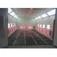 Wholesale 6.9m Standard Auto Paint Booth Infrared Heating High Efficiency For Garage Usage from china suppliers