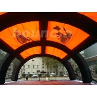 Wholesale 210D PVC Coated Nylon Inflatable Paintball Arena  For Paintball Bunker from china suppliers