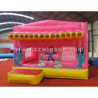 Wholesale NEW DESIGN CE approved inflatable jumping castle for sale from china suppliers