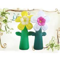 Wholesale 2m Multicolor Inflatable Flower for Event and Stage Decoration from china suppliers