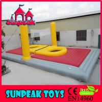 Wholesale SP-1428 Sunpeak Hot  Sale Inflatable Volleyball Court from china suppliers