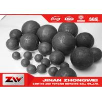 Wholesale High Hardness B2 material Forged Steel Grinding Balls For Mining from china suppliers
