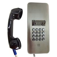 Buy cheap 16 Keys Keypad Industrial VoIP Phone SIP SOS Phone For Prison / Parking Lot from wholesalers