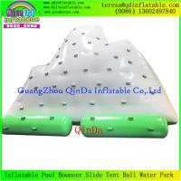 Buy cheap New-Style PVC Inflatable Water Climbing Wall Inflatable Water Climbing Mountain from wholesalers