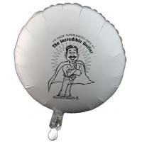 Wholesale Foil Flying disk, inflatable flying disk balloon from china suppliers