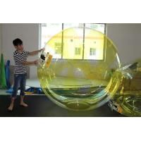 Wholesale Customized Transparent Water Rolling Ball , Giant Inflatable Walk On Water Ball from china suppliers