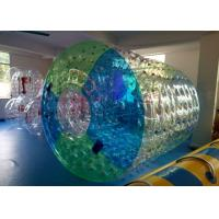 Wholesale Professional Inflatable Pool Toys Outside Inflatable Water Roller With Digital Printing from china suppliers