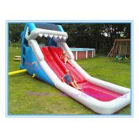 Wholesale Creative Inflatable Slide In Robot Shape For Children Sliding Games (CY-M2722) from china suppliers