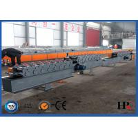 Wholesale Rolling Shutter Slat Sheet Metal Roll Forming Machines With Automatic Punching / Cutting from china suppliers